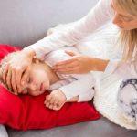 اسباب ارتفاع الحرارة عند الاطفال