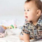 الطفل في الشهر السادس