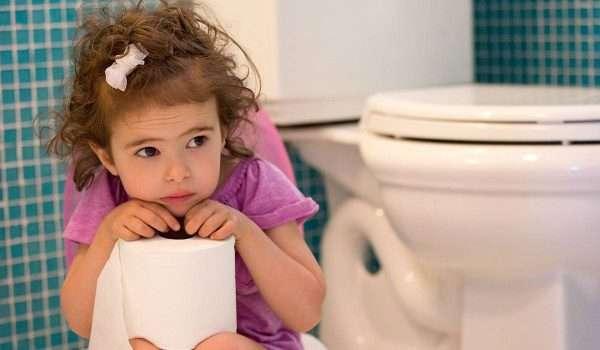 اسباب الامساك عند الاطفال
