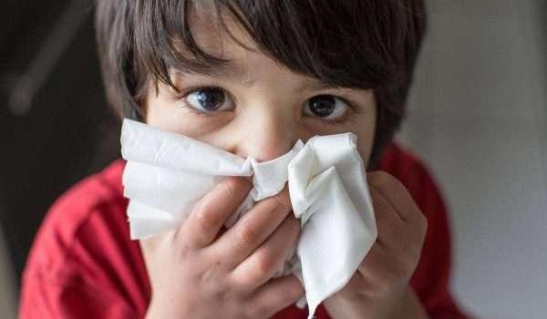 اسباب نزيف الانف عند الاطفال