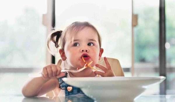 اكلات للاطفال عمر سنتين