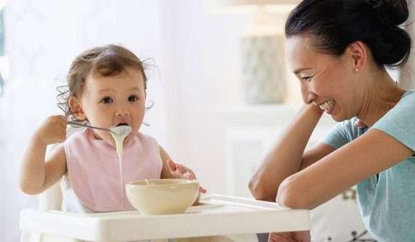 تغذية-الطفل-في-الشهر-العاشر