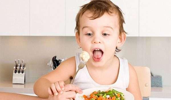 وصفات طعام للاطفال بعمر السنة