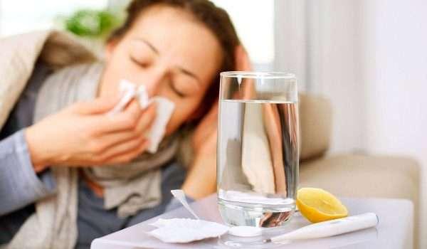 أمراض البرد و الانفلونزا