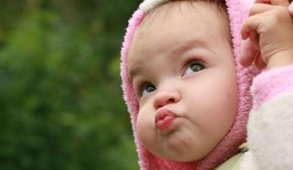 اسباب تشقق الشفاه عند الاطفال