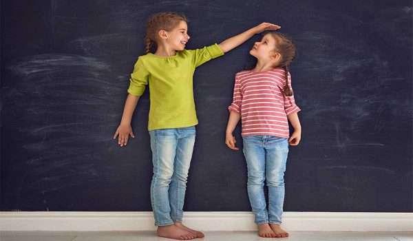 طرق زيادة الطول عند الاطفال