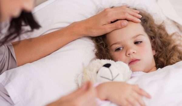 نقص المناعة عند الاطفال