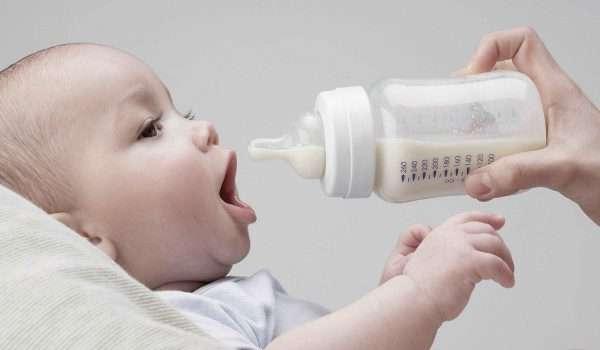 وضع الرضاعة