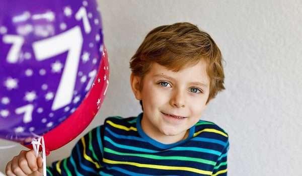 تنمية ذكاء الاطفال 7 سنوات