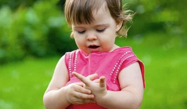 فطريات الاظافر عند الاطفال