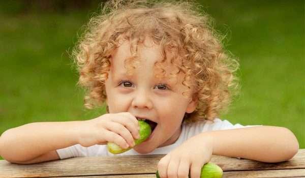 فوائد الخيار للاطفال
