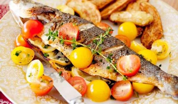فوائد السمك للاطفال