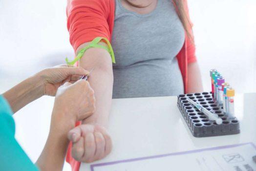 تحليل DNA اثناء الحمل