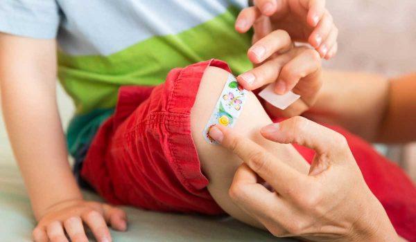 علاج الدمامل عند الاطفال