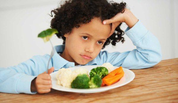 علاج النحافة عند الاطفال