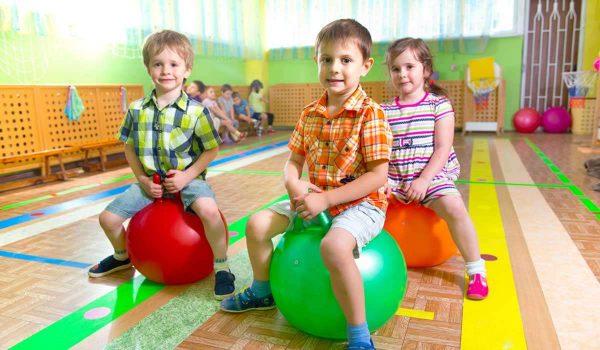 اجهزة رياضية للاطفال