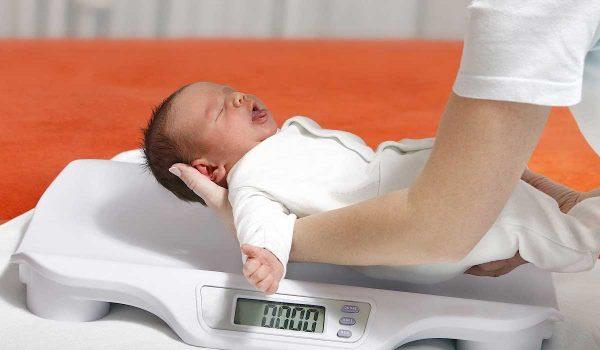 جدول وزن الطفل الطبيعي