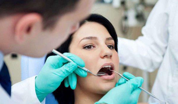 علاج خراج الاسنان الداخلي
