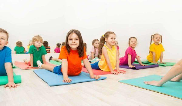 children gym mat