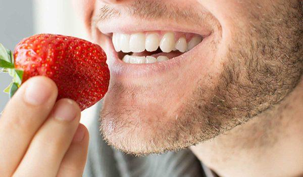 الاكل بعد حشوة الاسنان