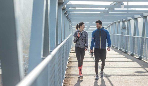 المشي ام الجري لحرق الدهون