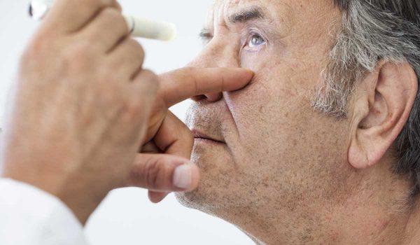 علاج التهاب العصب البصري